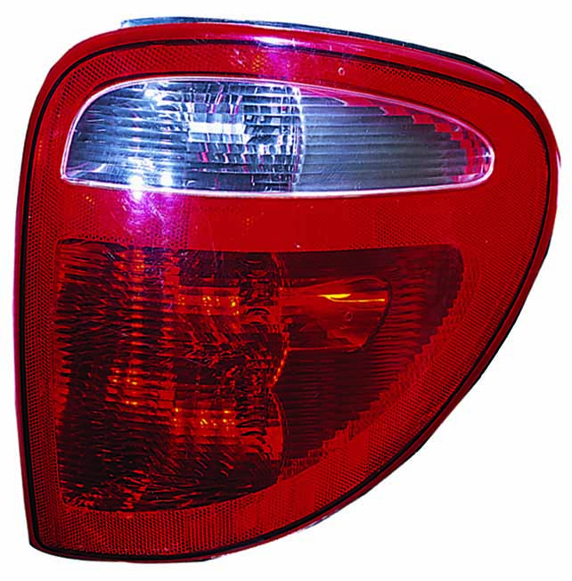 Dodge Grand Caravan 2001 2002 2003 tail light right passenger