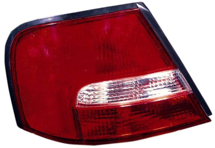 Nissan Altima 2000 2001 tail light left driver