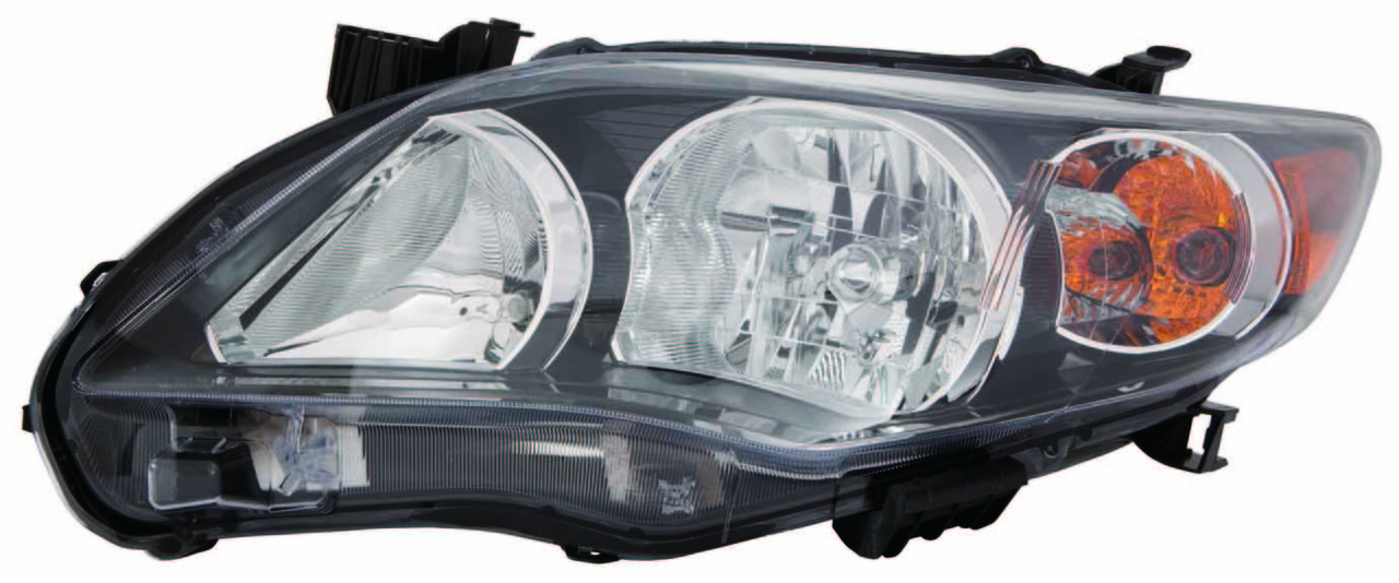 Toyota Corolla sedan 2011 2012 2013 left driver headlight S / XRS model