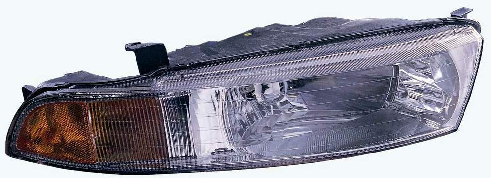 Mitsubishi Galant 1999 2000 2001 right passenger headlight