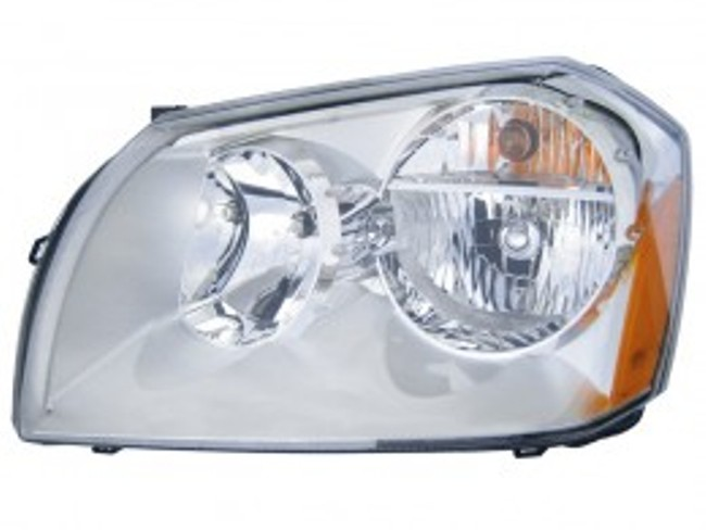 Dodge Magnum R/T 2005 2006 2007 left driver headlight