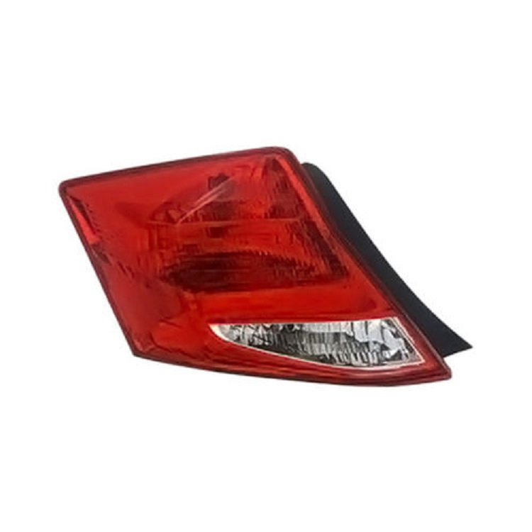 Honda Accord Coupe 2011 2012 tail light left driver