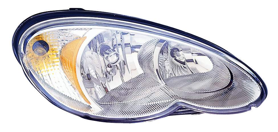 Chrysler PT Cruiser 2006 2007 2008 2009 2010 right passenger headlight