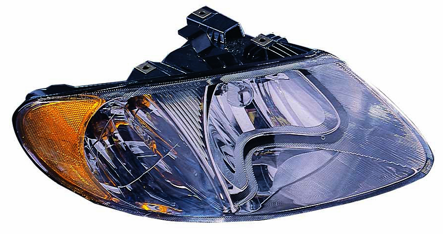 Dodge Caravan 2001 2002 2003 2004 2005 2006 2007 right passenger headlight