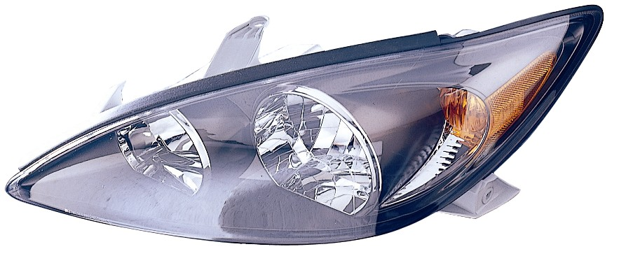 Toyota Camry 2002 2003 2004 left driver headlight SE model