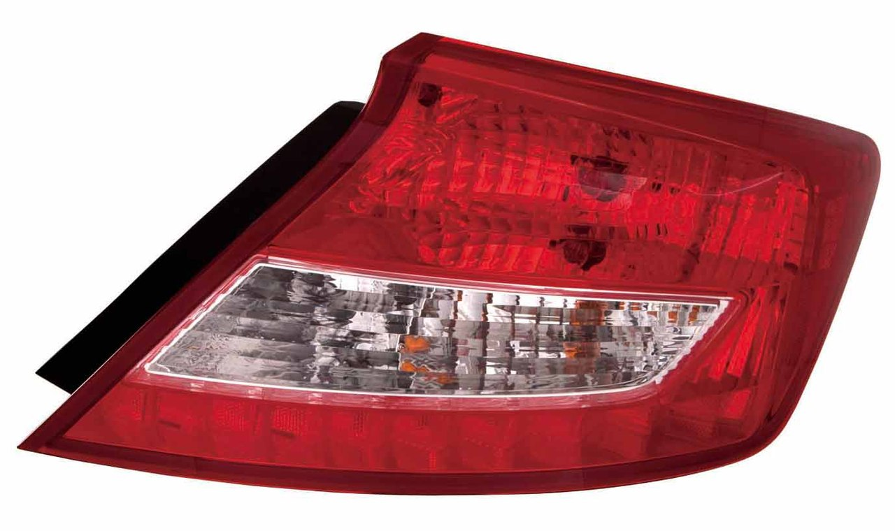 Honda Civic Coupe 2012 2013 tail light right passenger