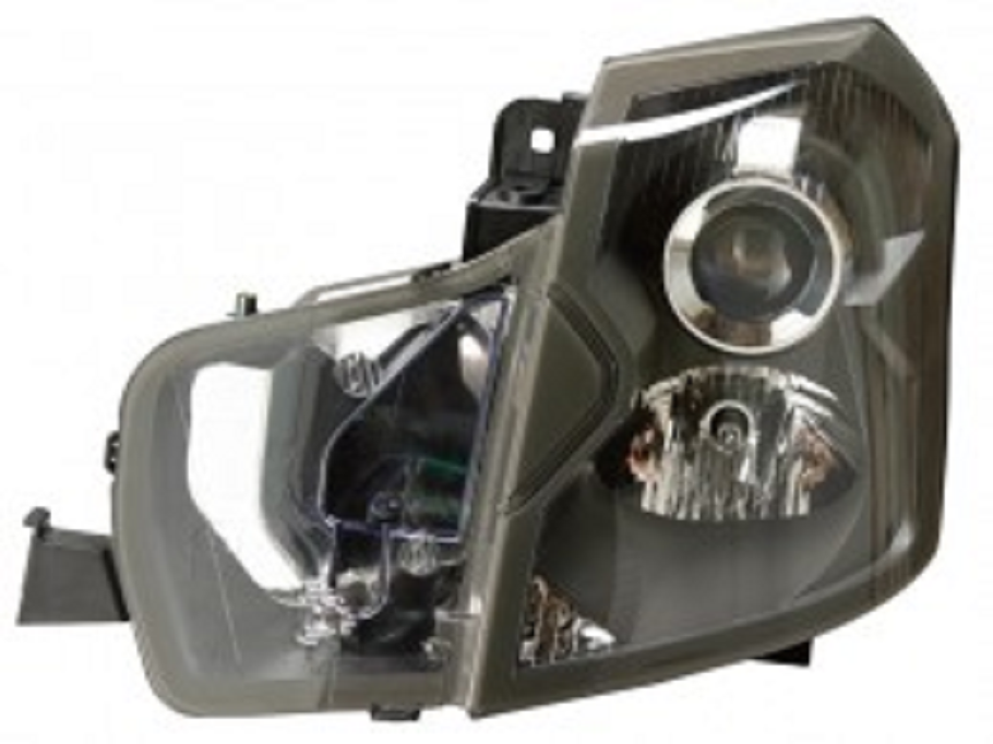 Cadillac CTS 2003 2004 2005 2006 2007 left driver headlight