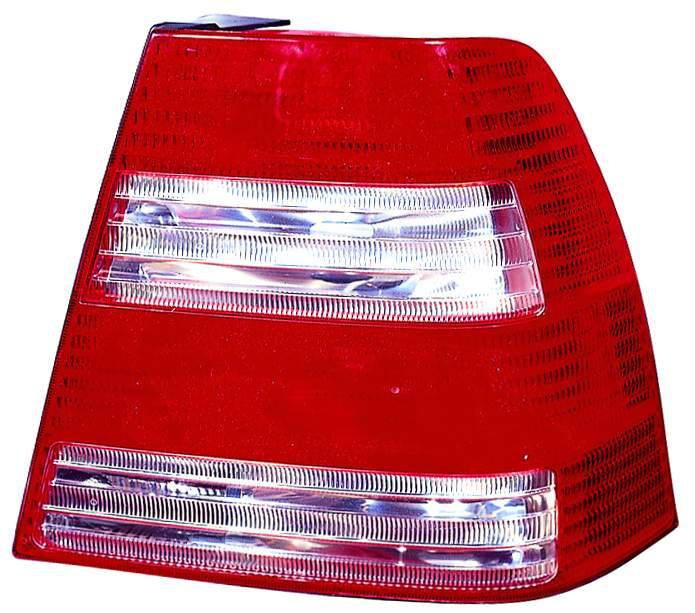 Volkswagen Jetta 2004 2005 tail light right passenger