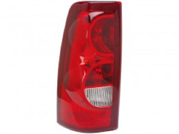 Chevrolet Silverado 1500/2500/3500 2003 tail light left driver