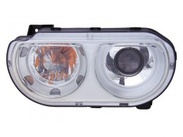 Dodge Challenger 2008 2009 2010 2011 2012 left driver HID headlight