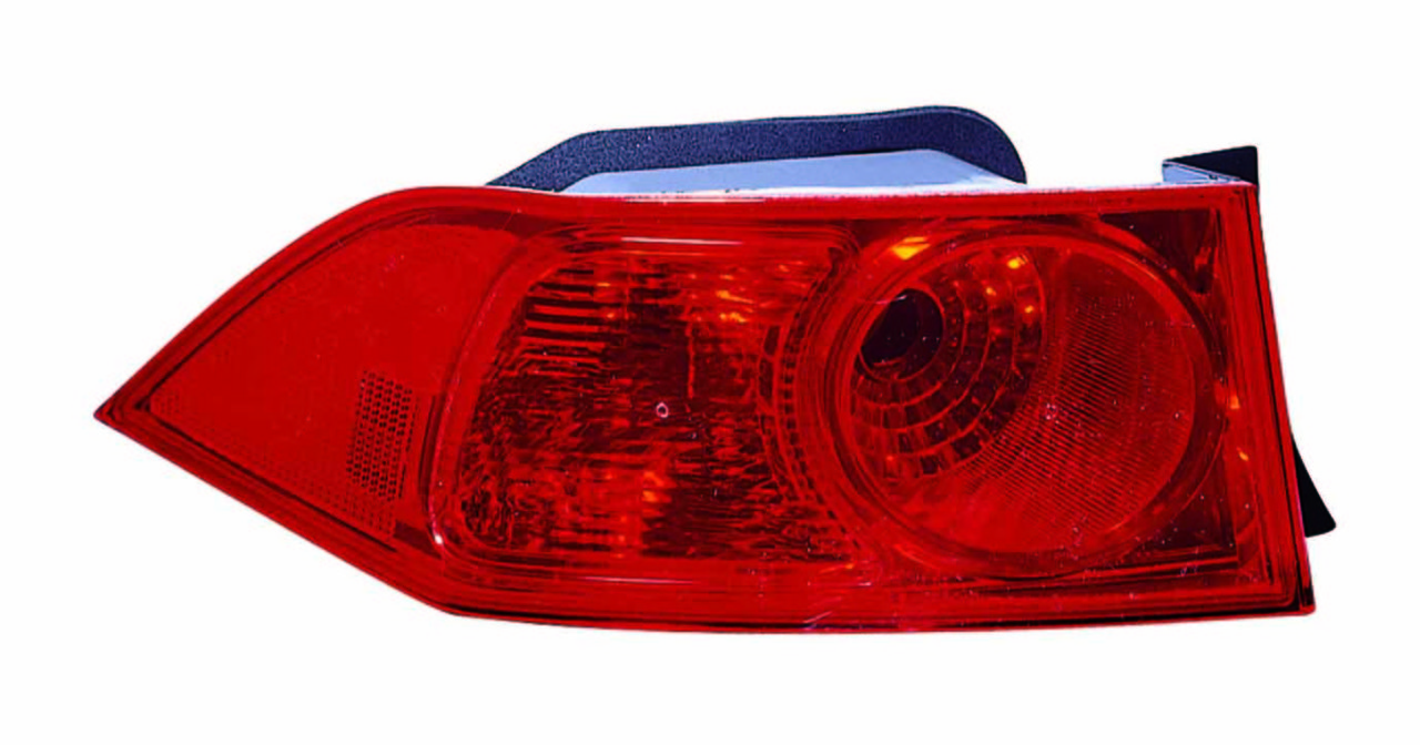 Acura TSX 2006 2007 2008 tail light outer left driver