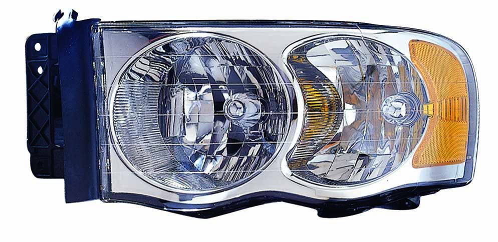 Dodge RAM 1500/2500/3500 2002 2003 2004 2005 left driver headlight