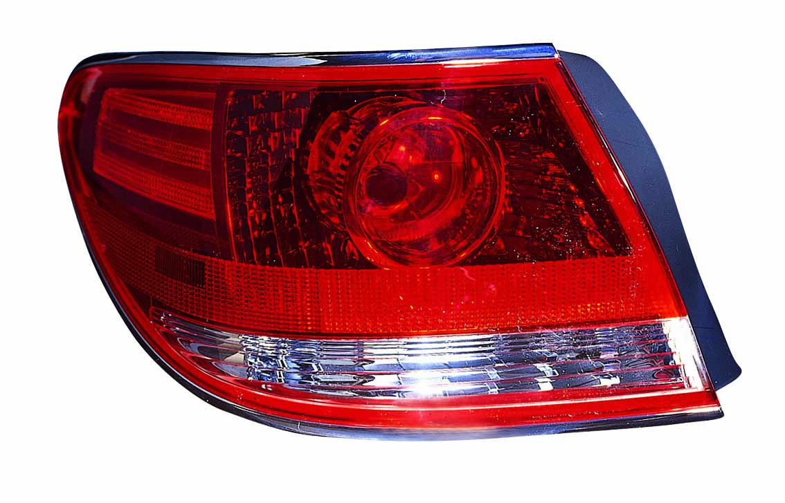 Lexus ES330 2005 2006 tail light outer left driver