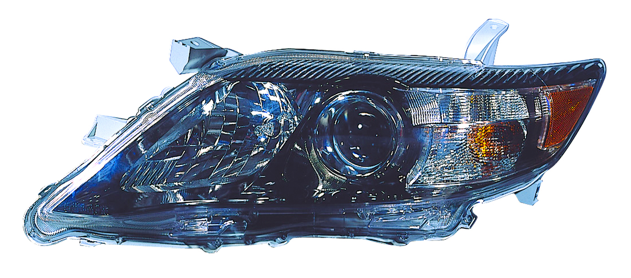 Toyota Camry 2010 2011 left driver headlight SE model