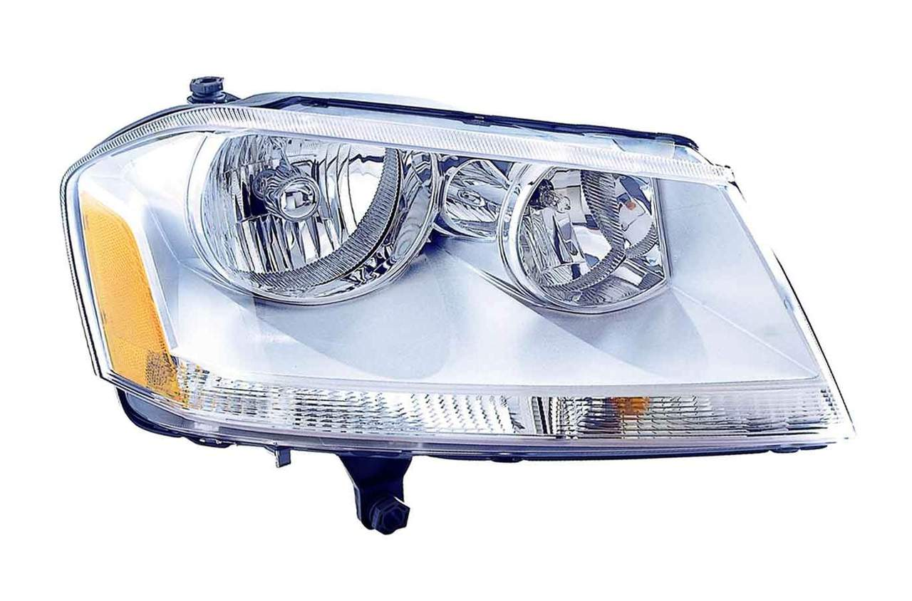 Dodge Avenger 2008 2009 2010 2011 2012 2013 2014 right passenger headlight