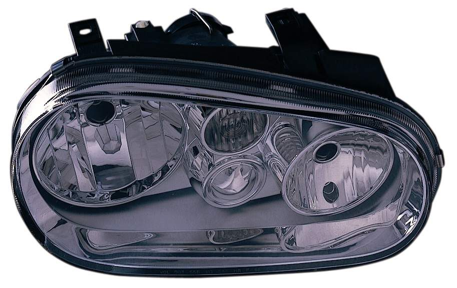 Volkswagen Golf 1999 2000 2001 2002 right passenger headlight