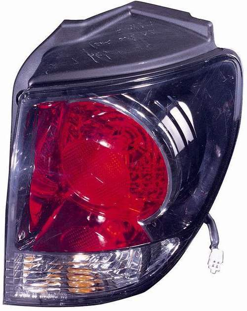 Lexus RX300 2001 2002 2003 Tail light outer right passenger