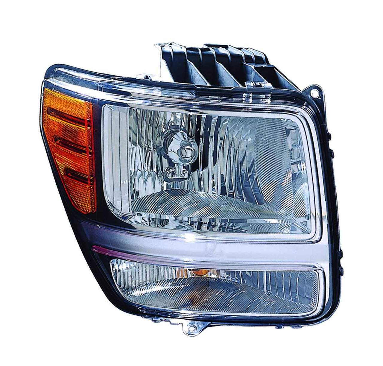 Dodge Nitro 2007 2008 2009 2010 2011 right passenger headlight