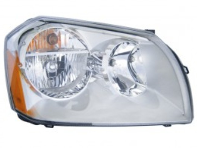 Dodge Magnum R/T 2005 2006 2007 right passenger headlight