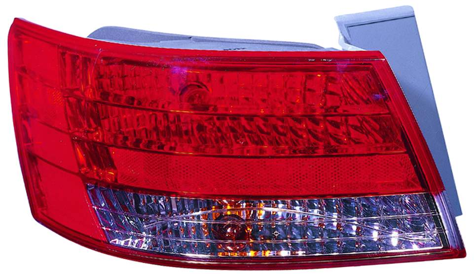 Hyundai Sonata 2006 2007 2008 tail light left driver outer