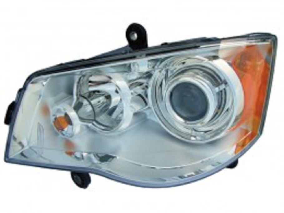 Chrysler Town and Country 2008 2009 2010 left driver HID headlight