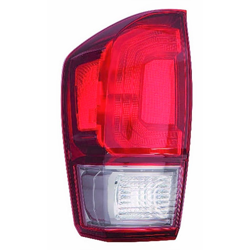 Toyota Tacoma TRD Off-Road / Sport 2016 2017 tail light left driver