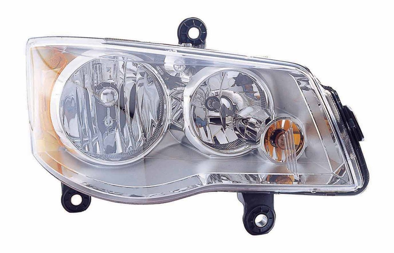 Chrysler Town and Country 2008 2009 2010 right passenger headlight