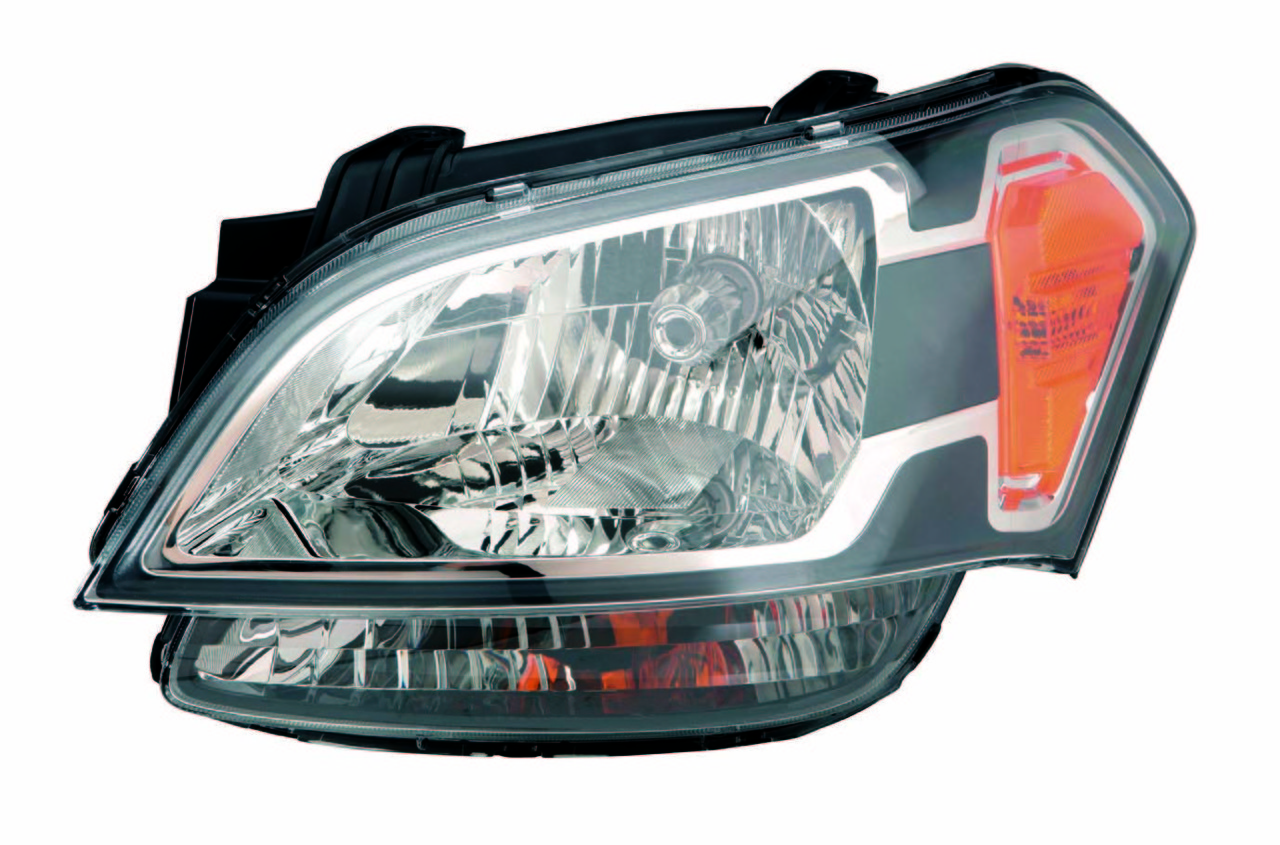 Kia Soul 2010 2011 left driver headlight