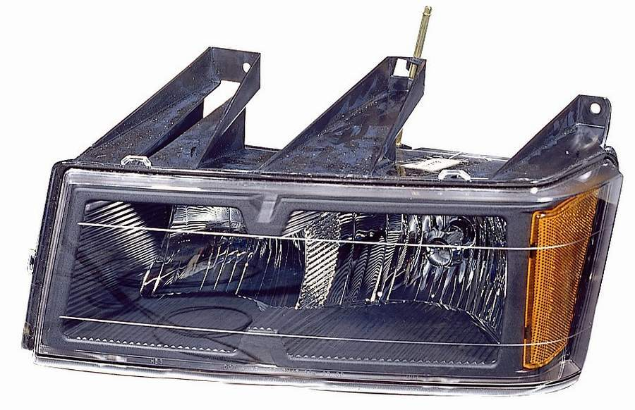 GMC Canyon 2009 2010 2011 2012 left driver headlight
