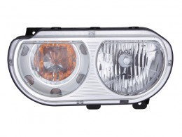 Dodge Challenger 2013 2014 left driver headlight