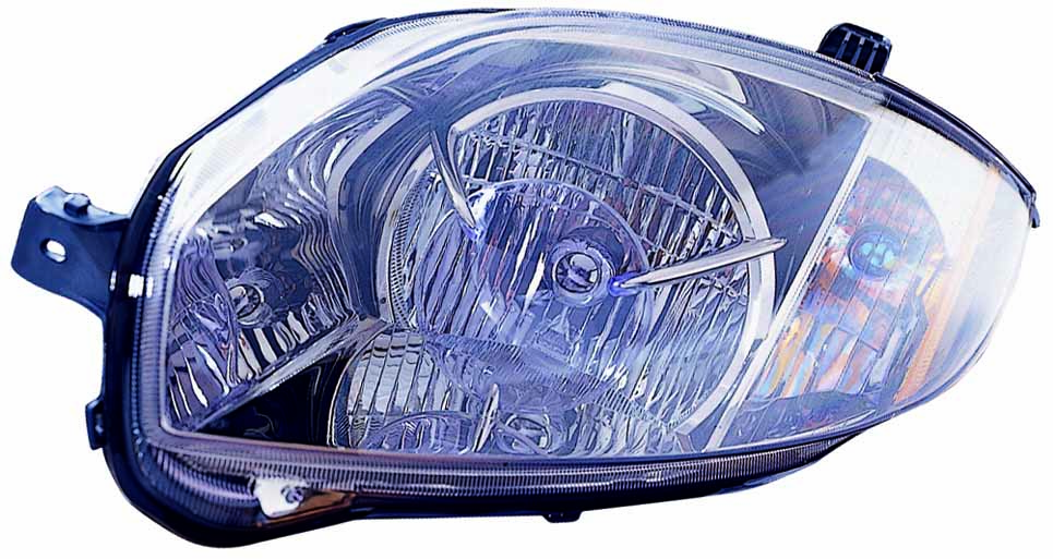 Mitsubishi Eclipse 2006 left driver headlight