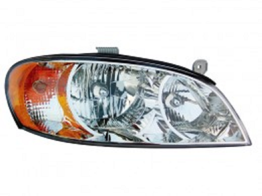 Kia Spectra Sedan 2000 2001 2002 2003 2004 right passenger headlight