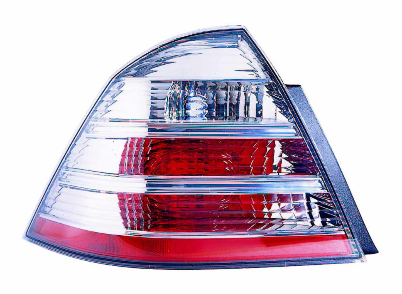 Ford Taurus 2008 2009 tail light left driver