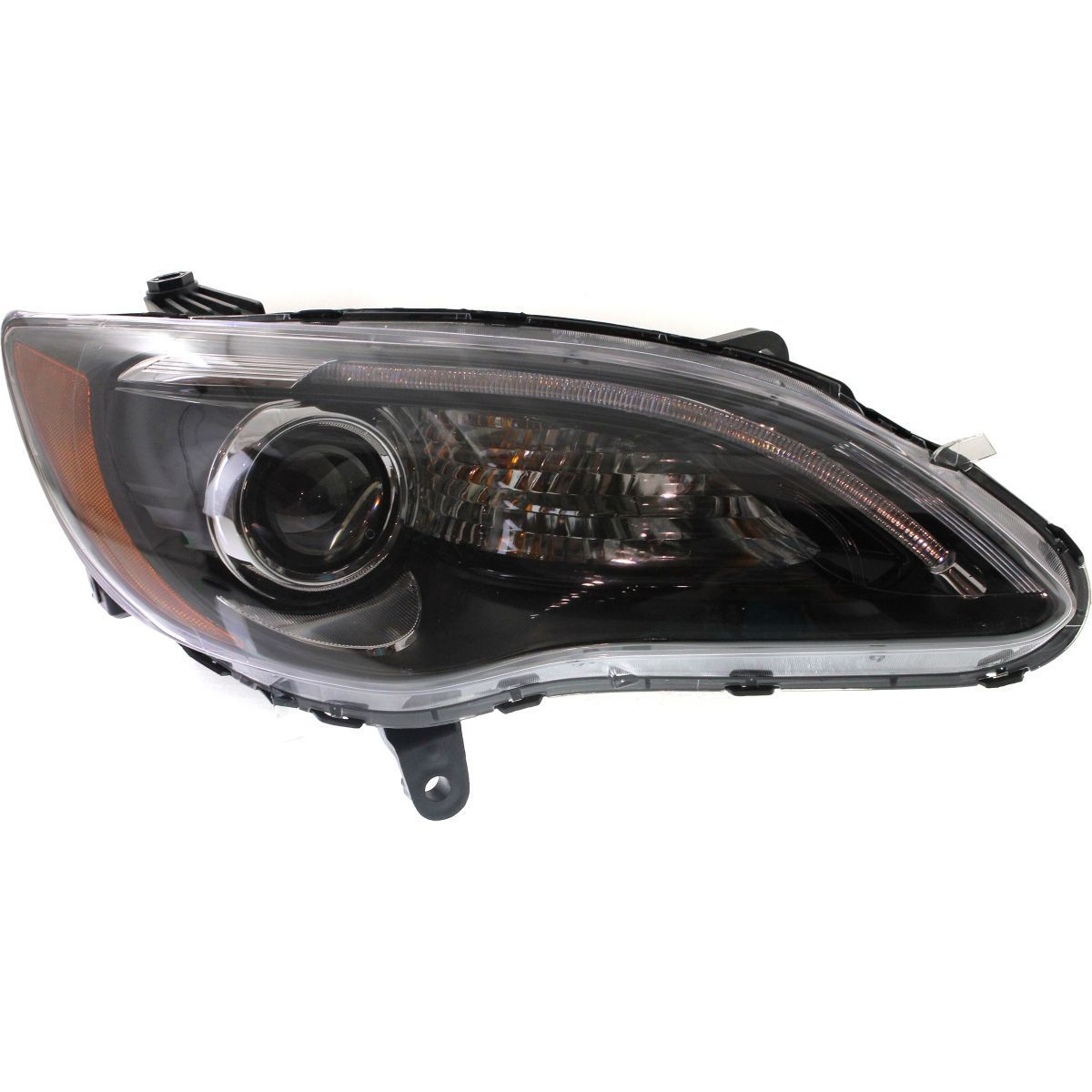 Chrysler 200 sedan 2011 2012 2013 2014 right passenger headlight S model