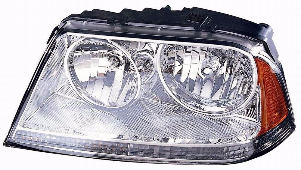 Lincoln Aviator 2003 2004 2005 left driver headlight