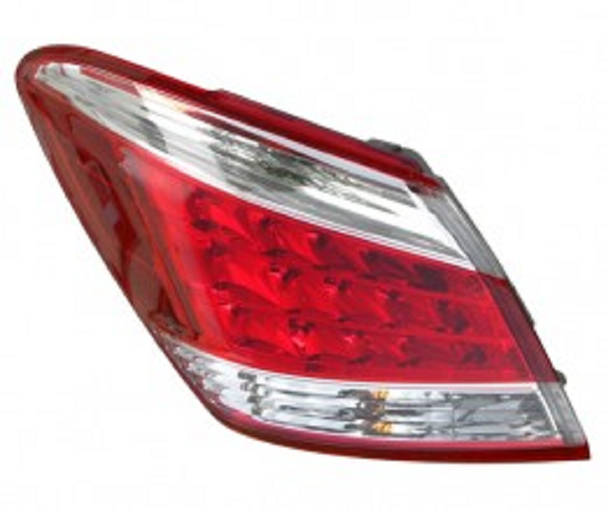 Nissan Murano 2011 2012 2013 tail light outer left driver
