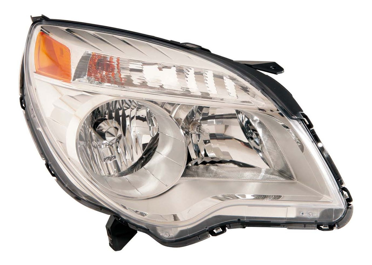Chevrolet Equinox 2010 2011 2012 2013 2014 right passenger headlight