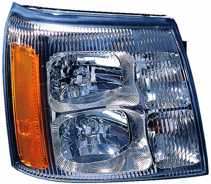 Cadillac Escalade 2002 right passenger headlight