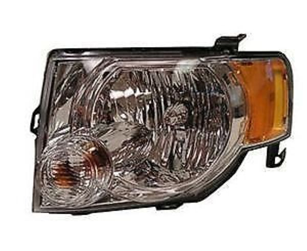Ford Escape 2008 2009 2010 2011 2012 left driver headlight