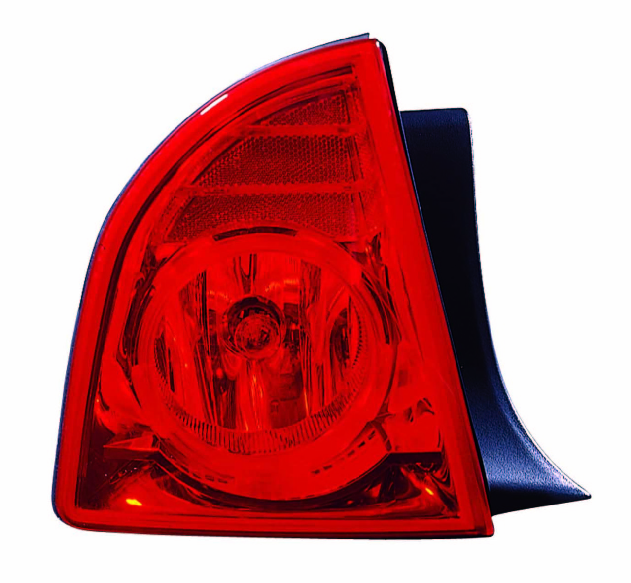 Chevrolet Malibu Sedan 2008 2009 2010 2011 2012 tail light left driver