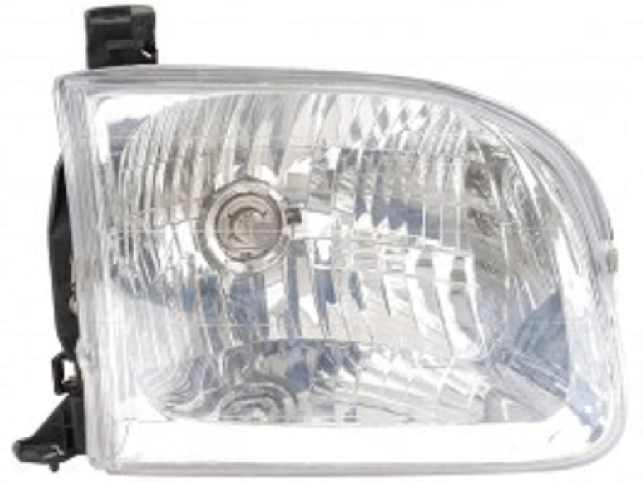 Toyota Sequoia 2001 2002 2003 2004 right passenger headlight