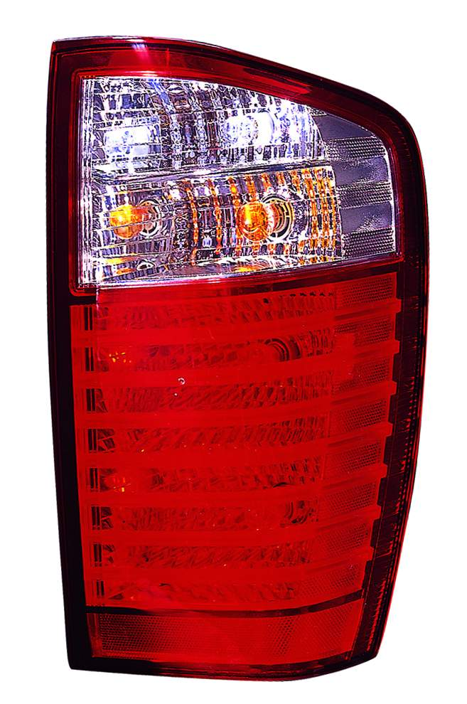 Kia Sedona 2006 2007 2008 2009 2010 tail light right passenger