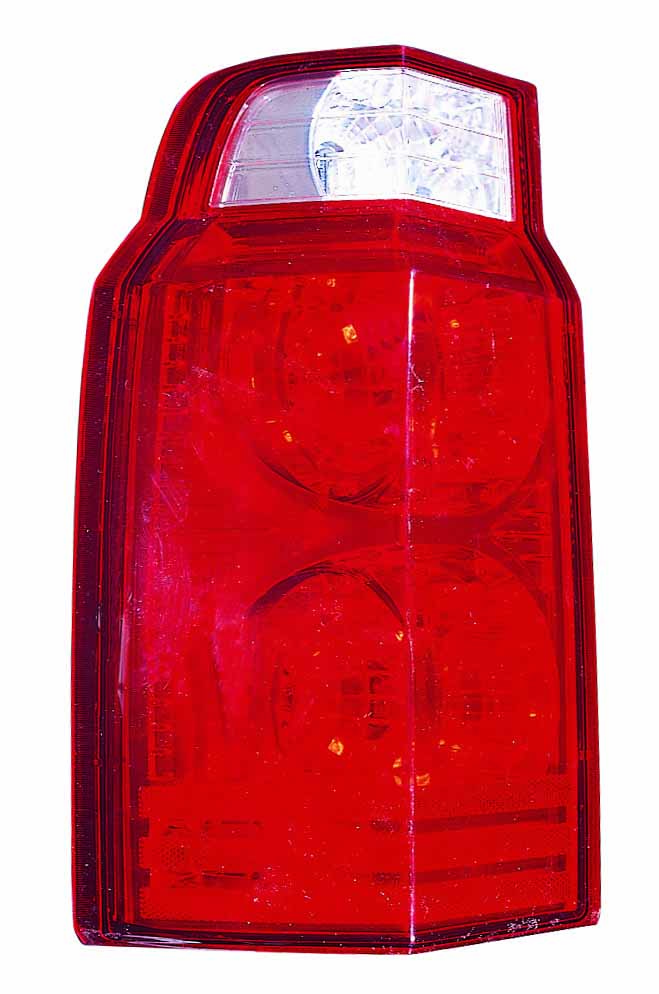 Jeep Commander 2006 2007 2008 2009 2010 tail light left driver