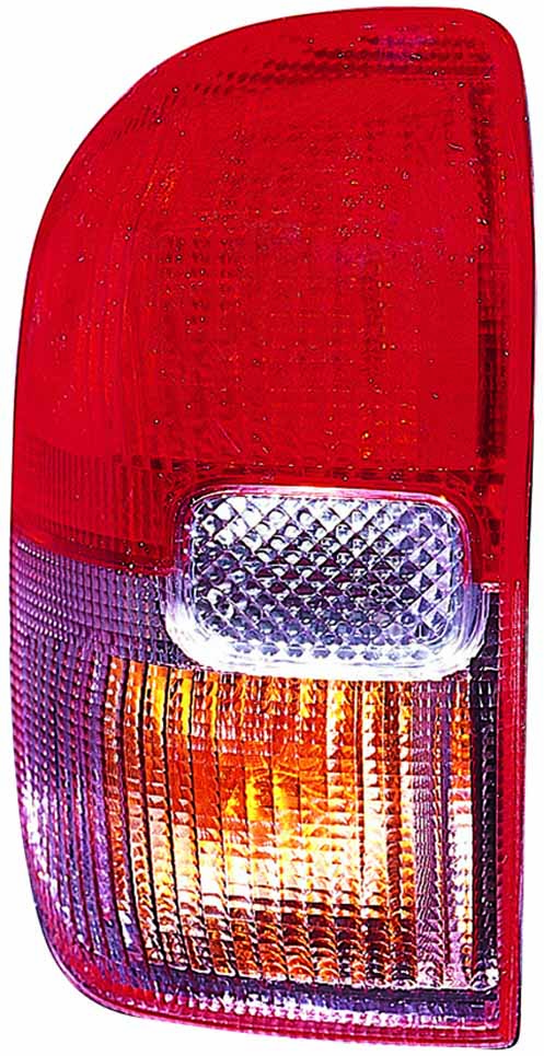 Toyota RAV4 2001 2002 2003 tail light left driver