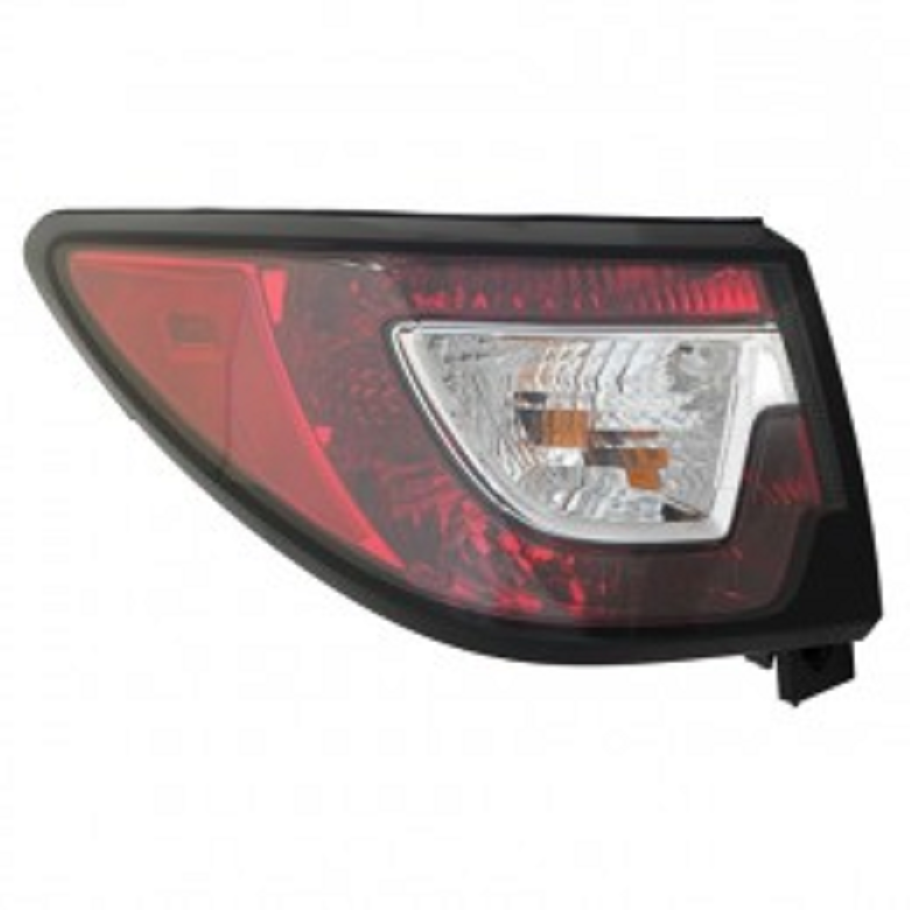 Chevrolet Traverse 2013 2014 tail light outer left driver