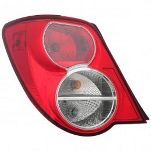 Chevrolet Sonic Sedan 2012 2013 2014 2015 Tail Light Left Dr