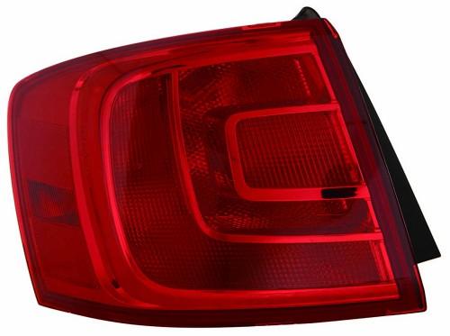 Volkswagen Jetta 2011 2012 2013 2014 2015 2016 Tail Light Le